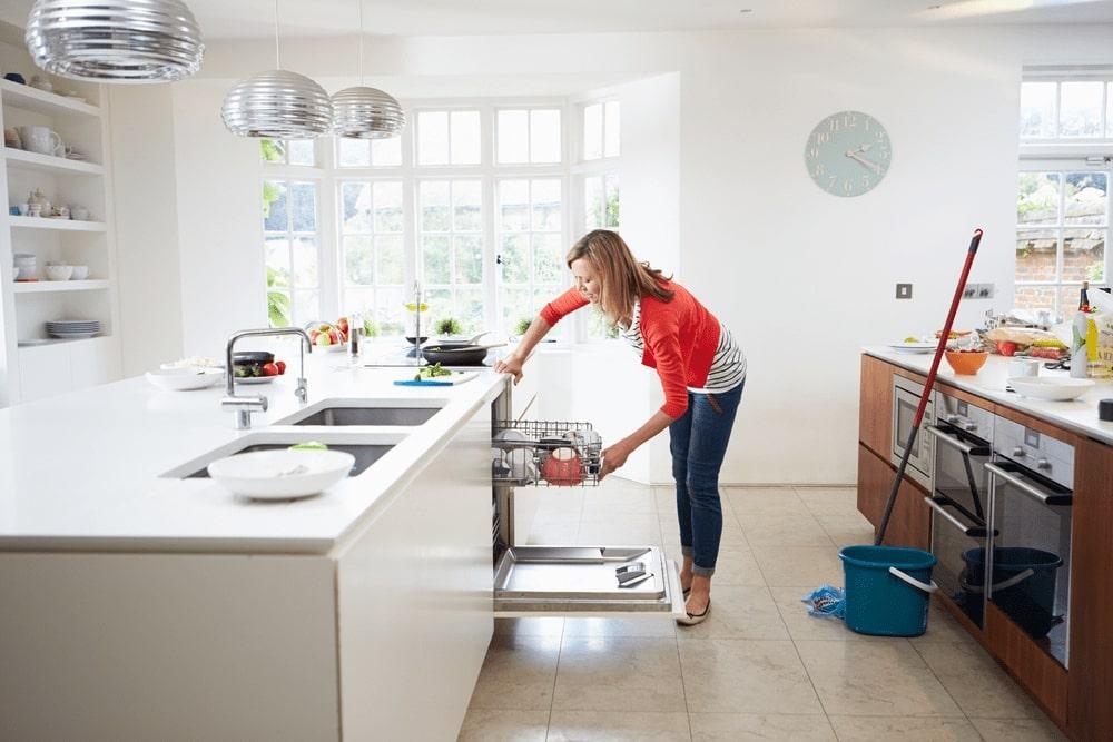 Mutfak Temizliği Nasıl Yapılır?